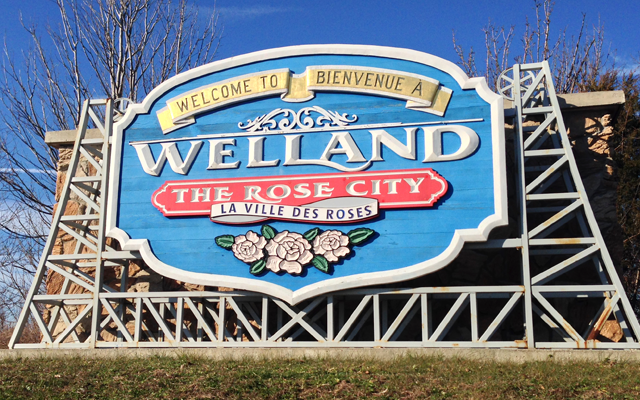 Welcome to Welland Monument
