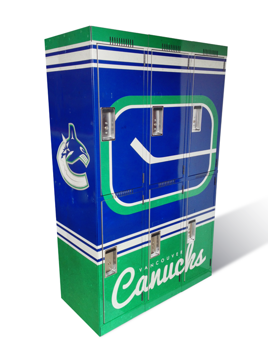 Canucks Wrap