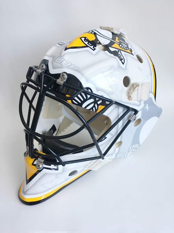 Penguins Goalie Mask